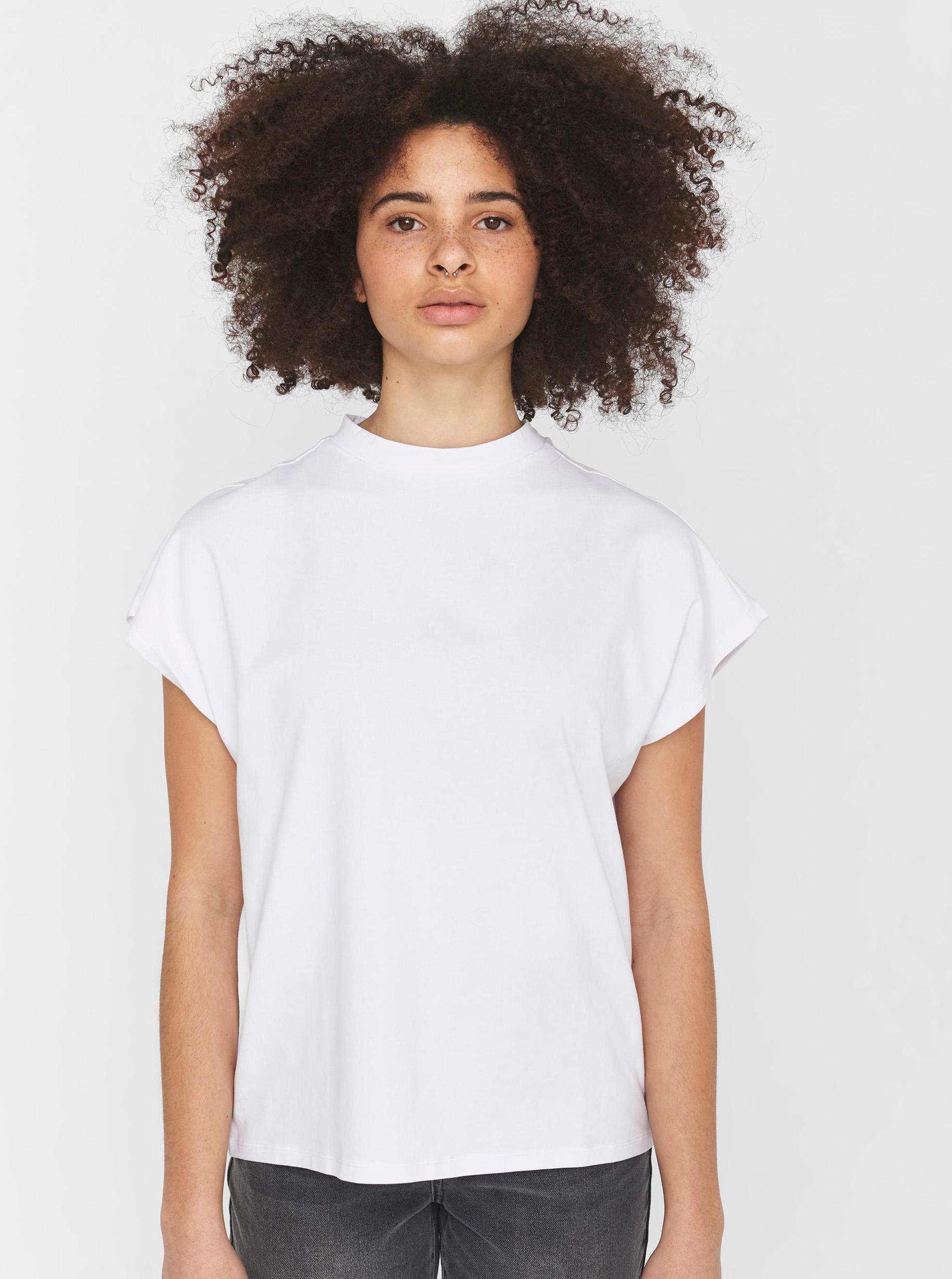 Noisy May Maglietta donna bianco Hailey