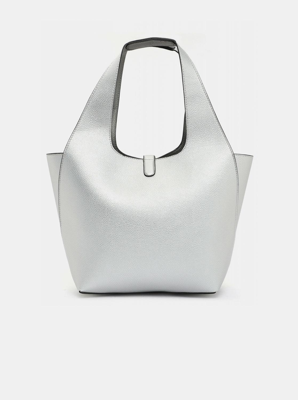 Tamaris argento reversibile shopper